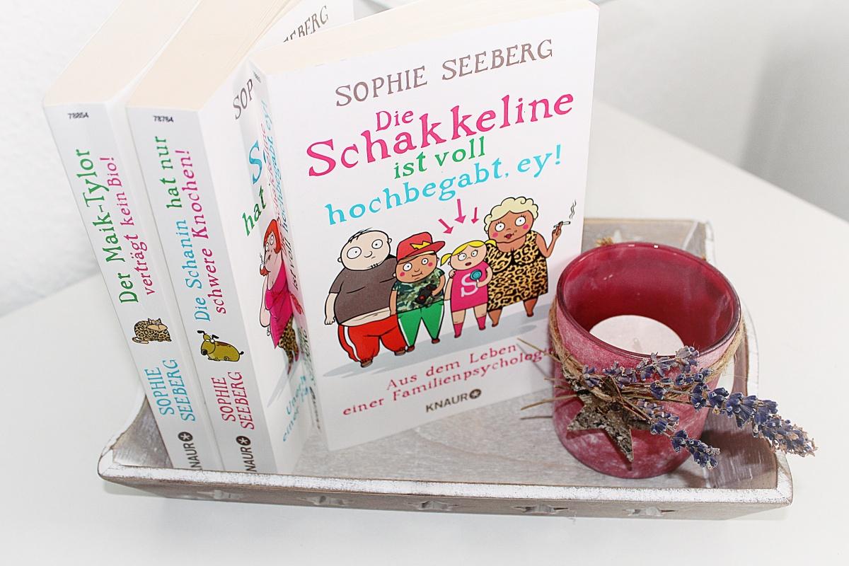 Die Schakkeline ist voll hochbegabt, ey!꙳ – Sophie Seeberg ...
